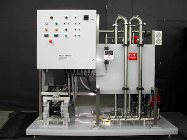 Process Wash Water Treatment