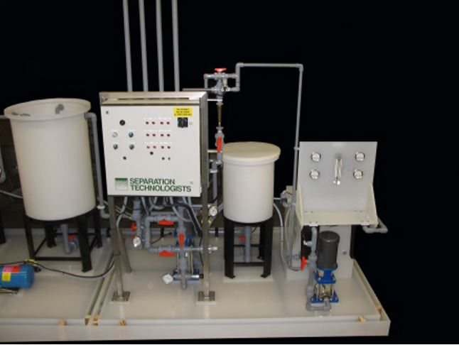 Process Wastewater Treatment