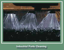 Industrial Parts Cleaning